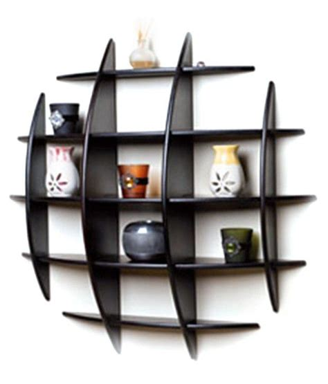 Best Price For On A Shelf by Floating Book Shelf In Black Buy At Best Price In