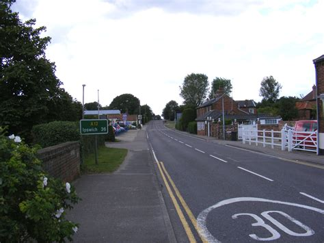 Uk Search Free File A12 Road Wrentham Geograph Org Uk 1362497 Jpg Wikimedia Commons