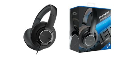 Steelseries Siberia P100 Ps4 Mobilepcmac Gaming Headset T0210 steelseries introduces siberia gaming headsets steelseries