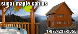 Sugar Maple Cabins Sevierville Tn by Lodging Inside Sevierville