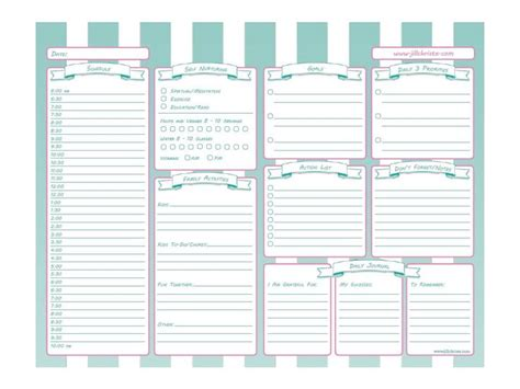 printable time planner 161 best images about printable worksheets on pinterest