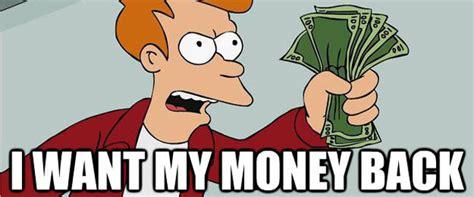 My Money where s my refund thevoicebw