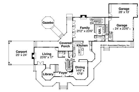 Victorian Floorplans by Victorian House Plans House Plan 57563 At