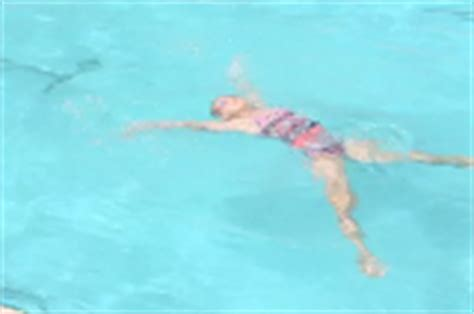 How To Float In Water While Standing by Star Float Back Floating Drills Swimming Coaching Tips