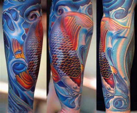 tattoo gallery koi koifish tattoogirl body painting