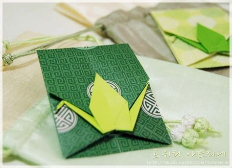 Money Envelope Origami - origami envelope craft gift wrapping