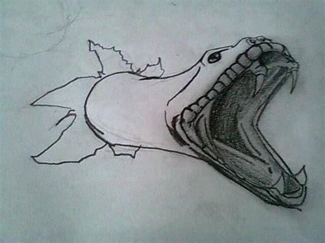 imagenes para dibujar a lapiz en 3d faciles dibuja una serpiente en 3d taringa