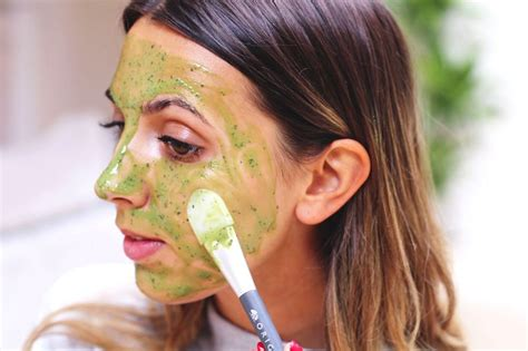 Ready Emina Green Tea Latte Mask How To Make A Matcha Latte And Mask Lottie Murphy