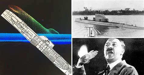 u boat u 3523 nazi submarine wreck off denmark torpedoes theory that