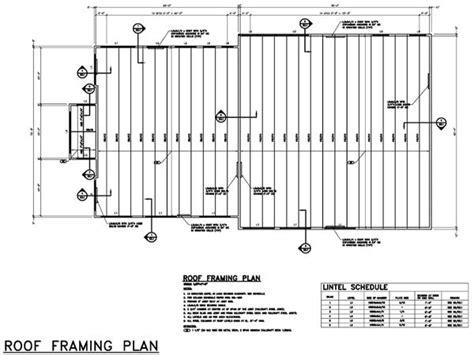 steel floor framing plan steel fabrication drawings detailing services osd