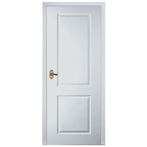White Moulded Interior Doors Premdor Moulded 2 Panel Internal Door Safe N Sound
