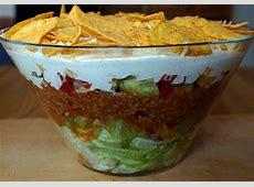 Mahlzeit! Rezept - Taco Salat - FemNews.de Nacho Salat Rezept