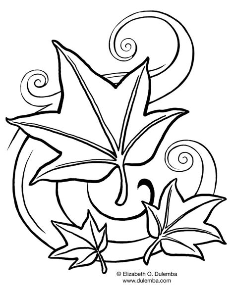 17 best ideas about fall coloring pages on