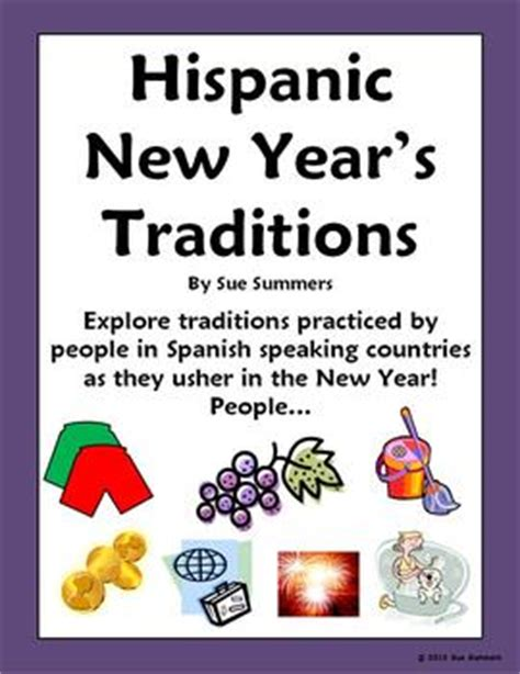new year symbols and customs new year s traditions in speaking by sue