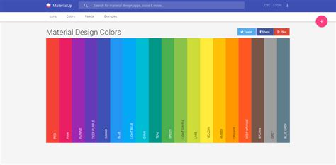12 all colors 12 fresh color resources for designers