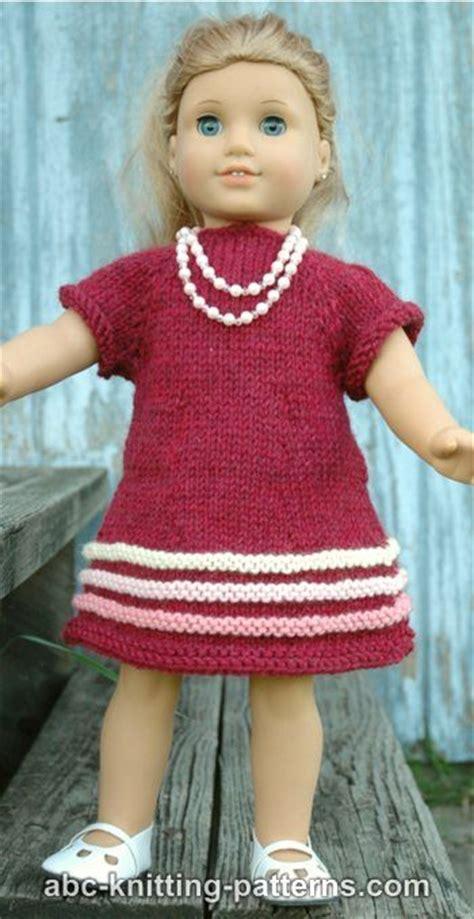 dolls for dressing in knitting knitting patterns galore american doll raglan