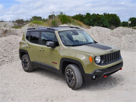 Review Jeep Renegade 2015 Jeep Renegade Trailhawk Review 86