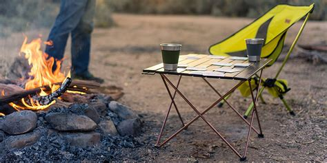Must Have Kitchen Gadgets 2017 by 9 Best Camping Tables For 2017 Portable And Folding