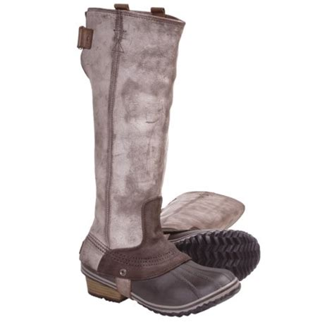 awesome boots for awesome boots review of sorel slimpack