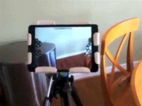 diy ipad mini tripod mount  pvc youcandiy youtube