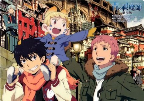 film ao no exorcist streaming top 10 anime boy guy with black hair list