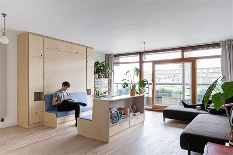 multi functional furniture transforms living space
