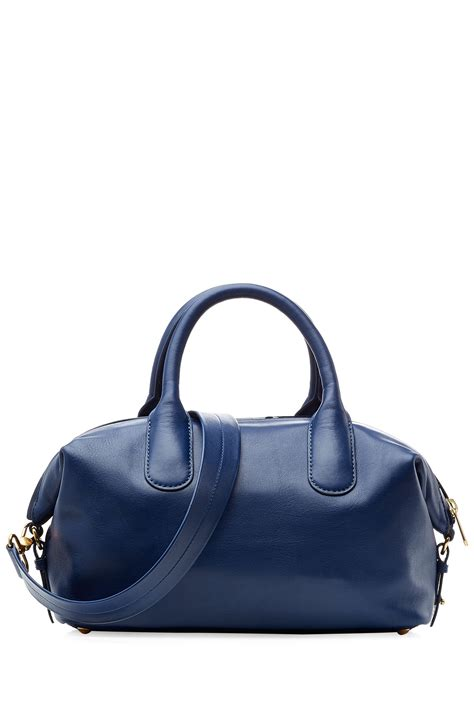 Marc Strike Bowling Bag by Marc By Marc Medium Leather Legend Bowling Bag