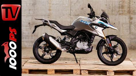 Bmw Motorrad 300ccm bmw g 310 gs m 228 chtige erscheinung zonkos urteil youtube