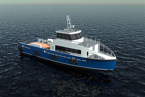 aluminum catamaran boat kits incat crowther news