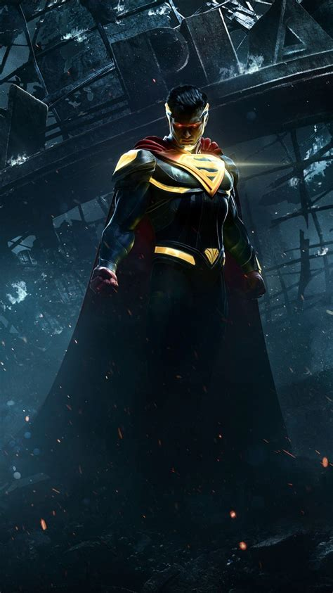 injustice  superman wallpapers hd wallpapers id