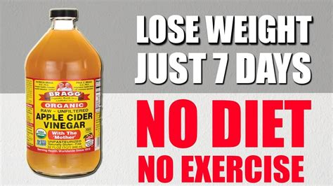 Will Vinegar Put You Through Detox With Taking Xanxa by How To Take Apple Cider Vinegar In Order To Shed Pounds