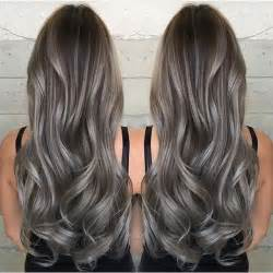 hair color shoo for gray hair 25 best ideas about gray hair highlights on