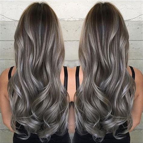 hair color for black salt pepper color wants to go blond 1000 ideas about gray hair highlights on pinterest hair