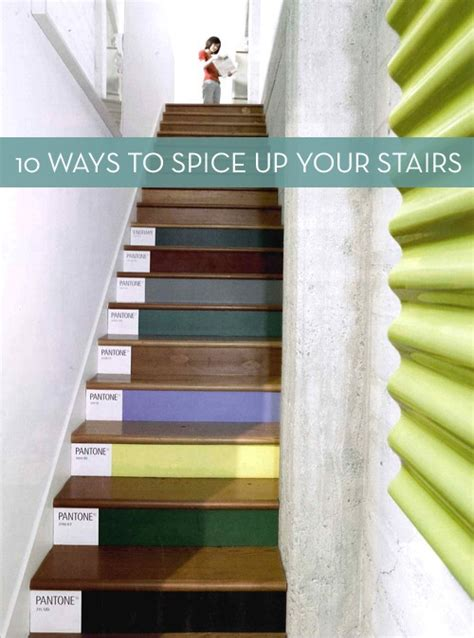 diy decorations stairs eye 10 diy staircase makeover ideas curbly