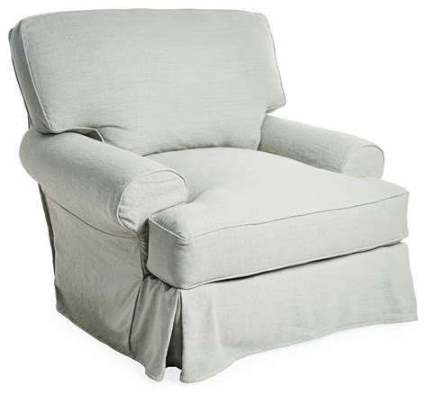 comfy accent chairs comfy linen swivel chair silver contemporary