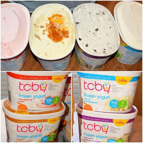 Tcby Yogurt Gift Card - tcby yogurt food pinterest