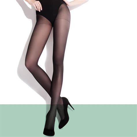fiore end fiore 40 denier opaque tights at hq the