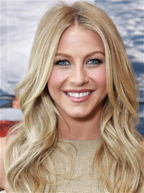 julianne hough natural hair color julianne hough blonde hair celebrities with blonde hair