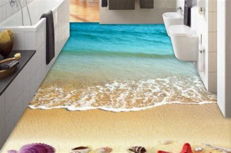 Bathroom Decoration Idea by What S The Latest 3d Flooring Designs Decorationy