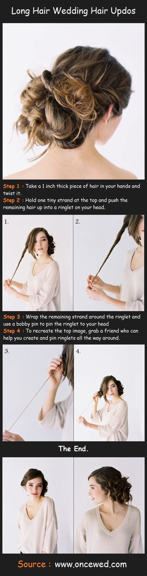 Wedding Updos For Hair Tutorials by Hair Wedding Hair Updos Tutorial Tutorials