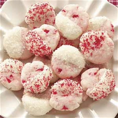 comfort keepers titusville fl dipped cherry cookies recipe taste of home