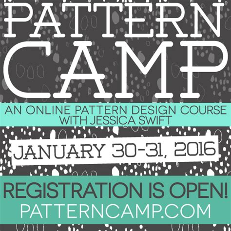 Pattern Design Course Online | blog