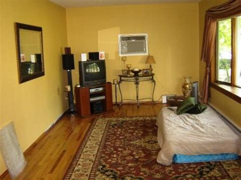 yellow and beige rooms