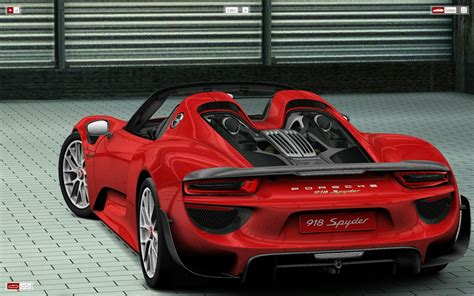 spyder car 911 turbo pictures videos 918 spyder car configurator