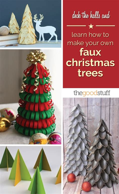 deck the halls and learn how to make your own faux