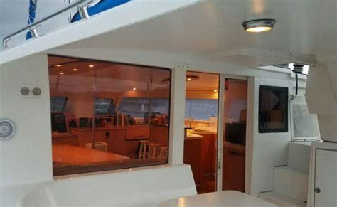 catamaran zenith sailing charter catamar 225 n zenith salina 48 san blas
