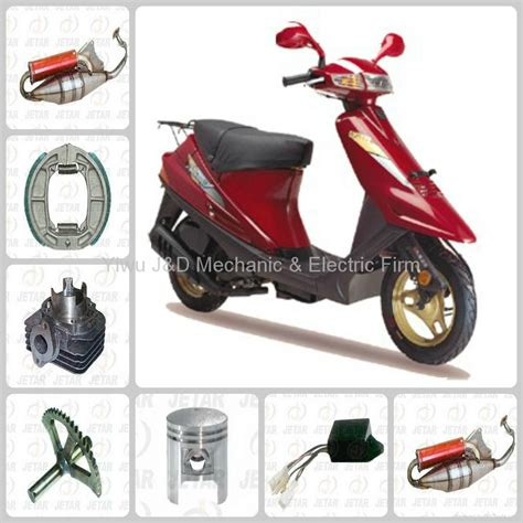 Suzuki Moped Parts Suzuki Address50 V100 Scooter Parts Jetar China Trading