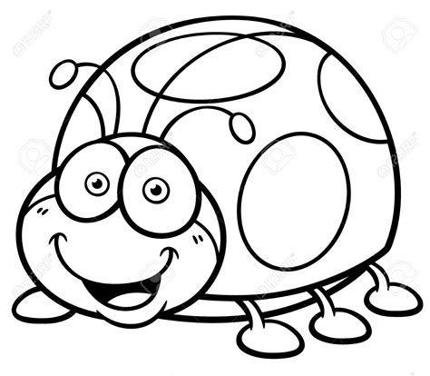 Ladybug Pictures To Color by Ladybug Pictures To Color 4731
