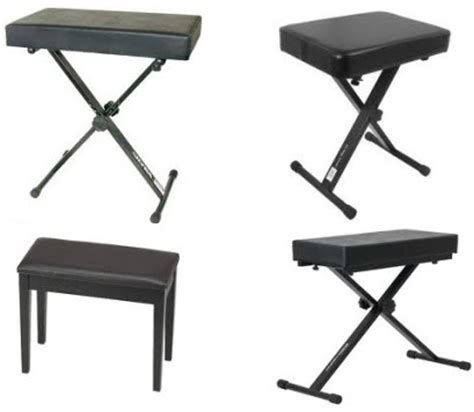 keyboard benches keyboard bench reviews of adjustable benches for