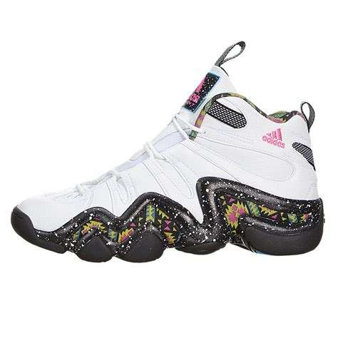 eights basketball shoes adidas s 8 neon tribal bryant shoes retro
